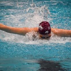 SIU Womens Swim  MVC Championships