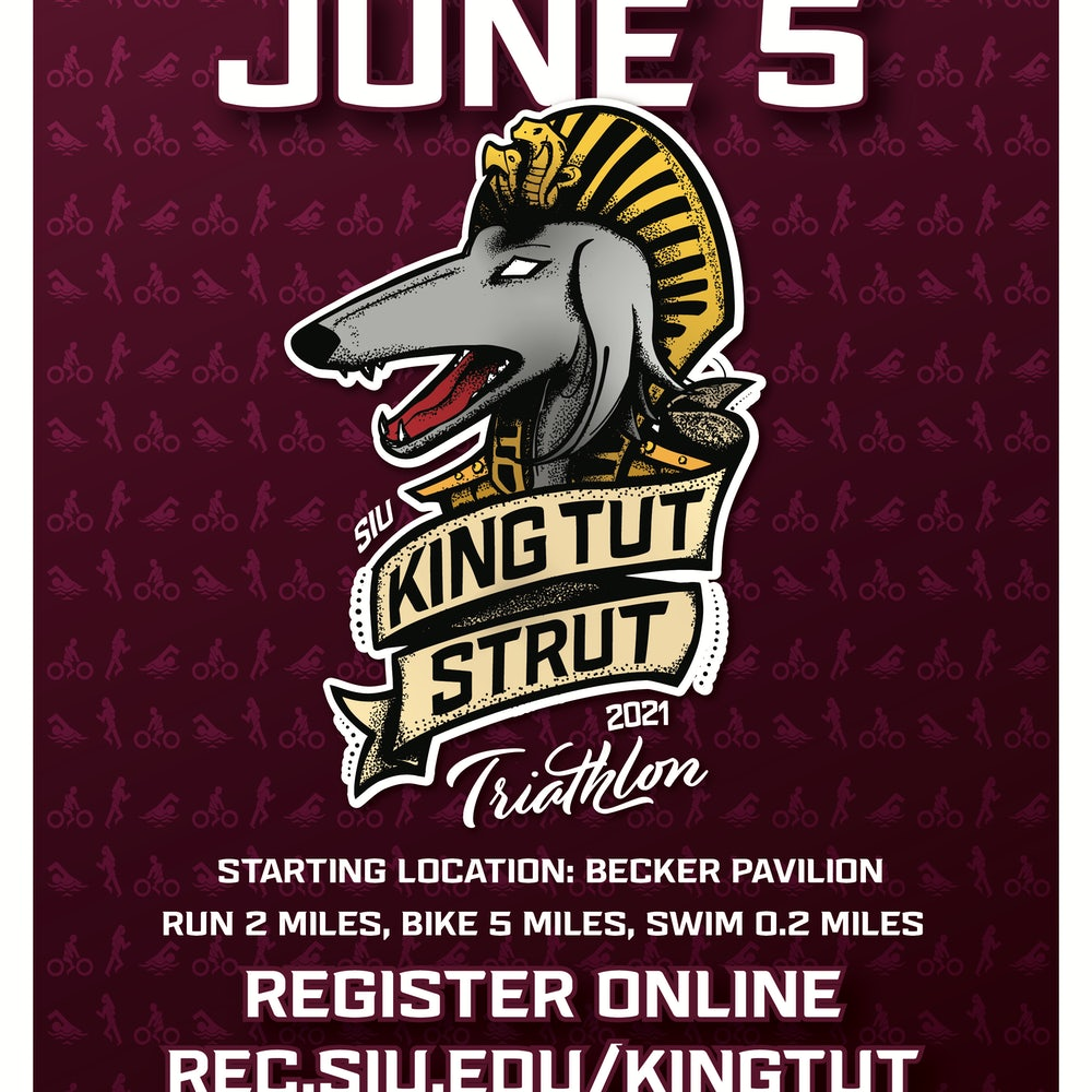 The King Tut Strut hosted by SIU