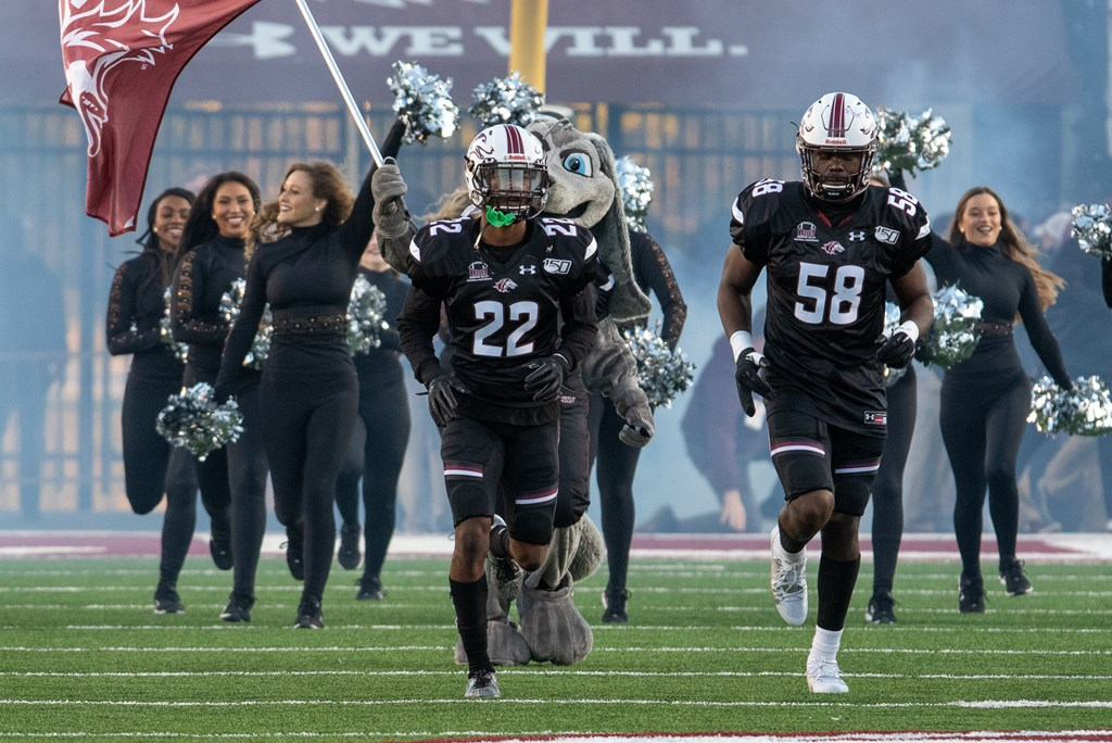 2021 Saluki Football Game VS Youngstown State