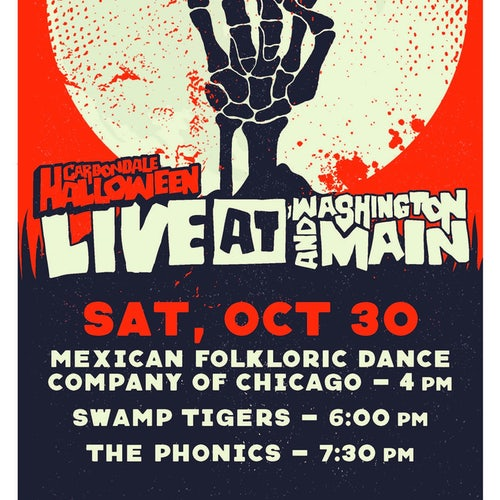 Carbondale Halloween Live at Washington and Main