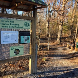 Brush Hill Nature Preserve