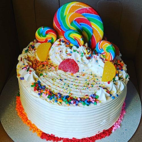 Bake Me Happy Food Co