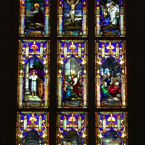 Christ Episcopal Church Tours and Open House