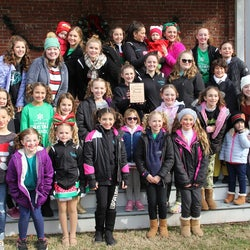 Downtown Smithfield Annual Christmas Parade