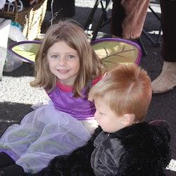 Smithfield Farmers Markets Halloween Trick or Treat Market