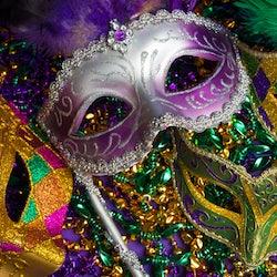 Mardi Gras Night at the Inn