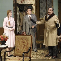Smithfield Little Theatre presents The Mousetrap by Agatha Christie