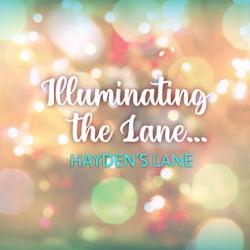 Illuminating the LaneHaydens Lane