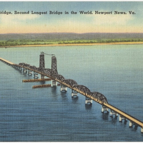 The Bridges of Isle of Wight County