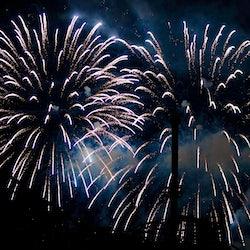 Town of Smithfield Fireworks Display