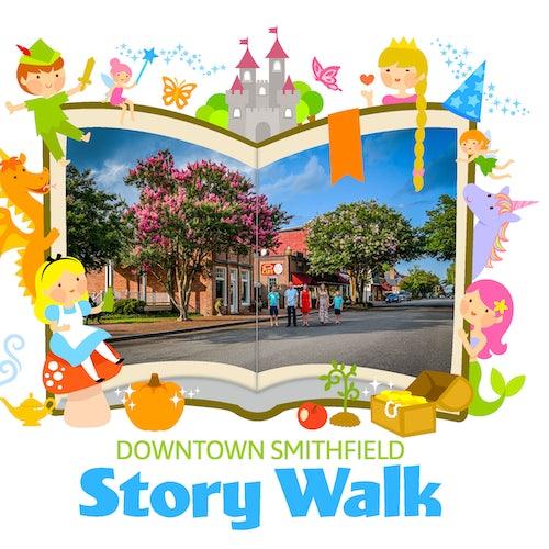 Summer Story Walk Series