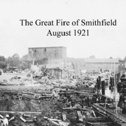 100th Anniversary of the Great Fire on Wharf Hill
