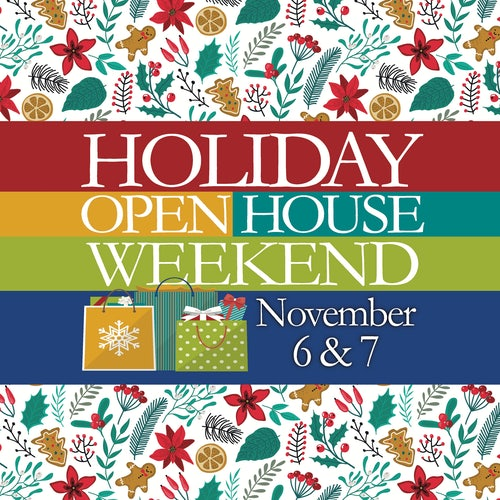 2021 Holiday Open House Weekend