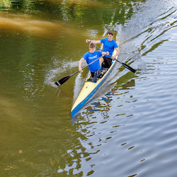 The Pagan River Paddle Skadaddle
