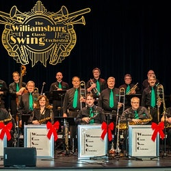 A Big Band Christmas  Williamsburg Classic Swing Orchestra