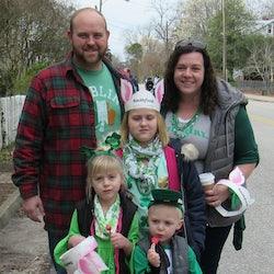 2020 Downtown Smithfield St Patricks Day Parade