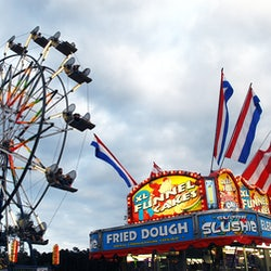 The Isle of Wight County Fair