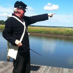 Battle of Smithfield Guided Walking Tour