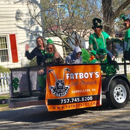 2020 Downtown Smithfield St Patricks Day Parade