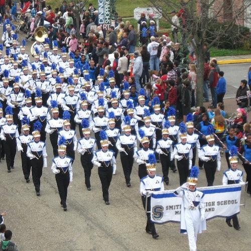 Downtown Smithfield Christmas Parade