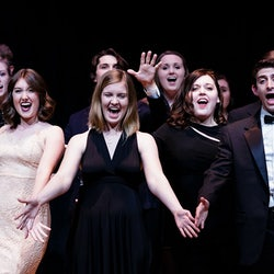 The Botetourt Chamber Singers from The College of William  Mary