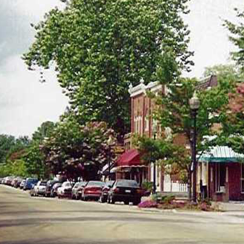Main Street in Smithfield