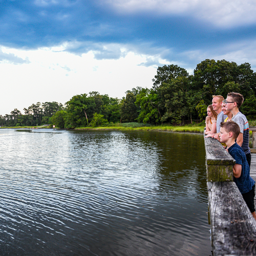 Savor Our Small Town Charm right here in your own backyard