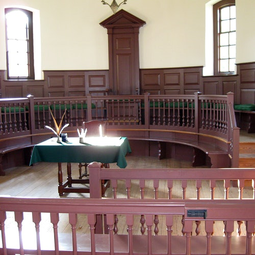 1750 Isle of Wight Courthouse
