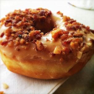 Squealer Donut at RingOs Donuts