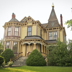 Mansion on Main Bed and Breakfast 1889 Thomas House