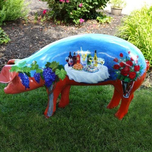Swine  Roses