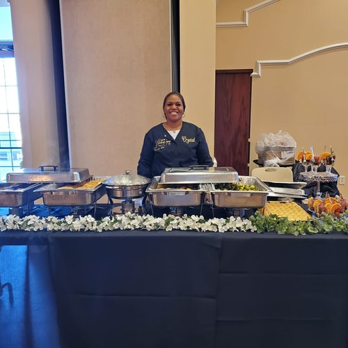 Crystals Catering and  Sweet Treats