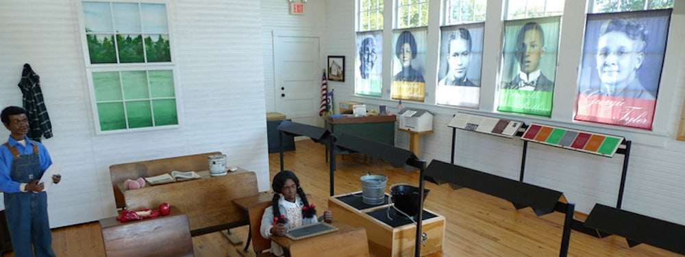 The Schoolhouse Museum
