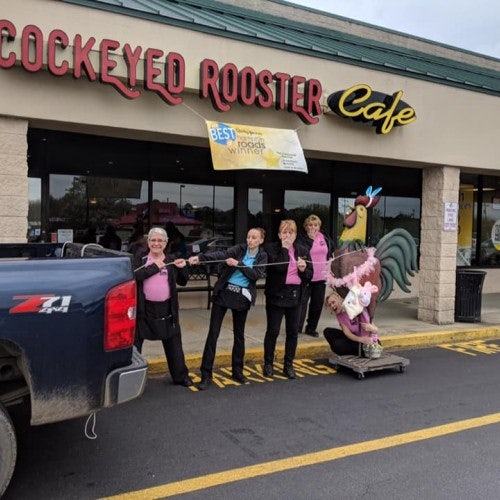 The Cockeyed Rooster Cafe