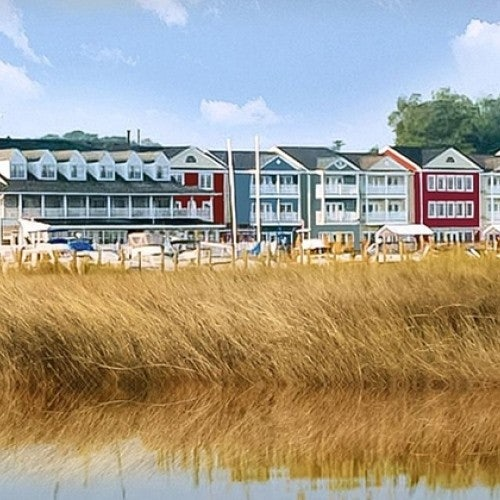 Smithfield Station Waterfront Inn Restaurant Marina  Conference Center