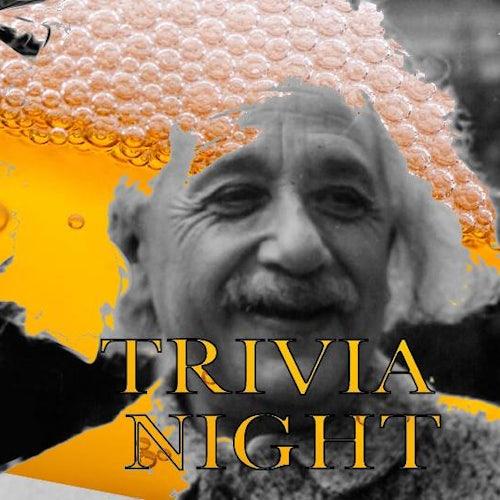 Beer Garden Trivia at Basic!