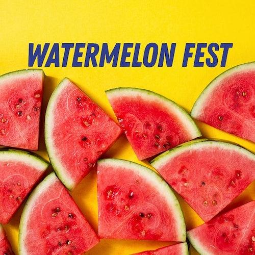 Watermelon Festival: Live Music & Olympics