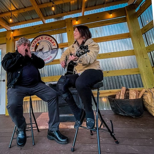 Crystal Armentrout Band Duo with Kevin Chisnell