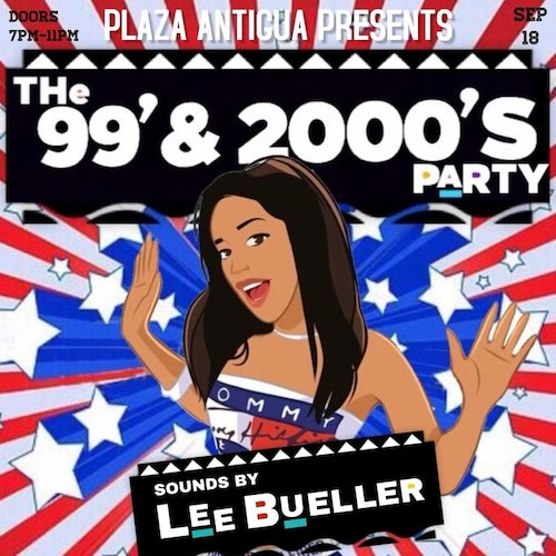 1990s & 2000s End of Summer Party