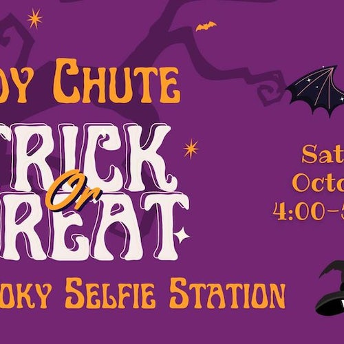 Candy Chute Trick or Treat