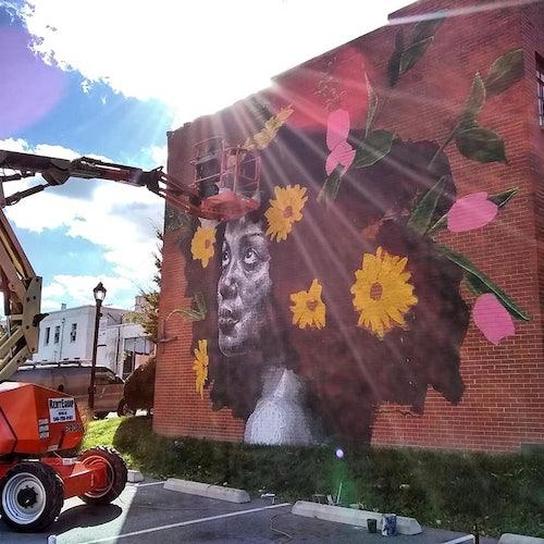 Downtown Murals