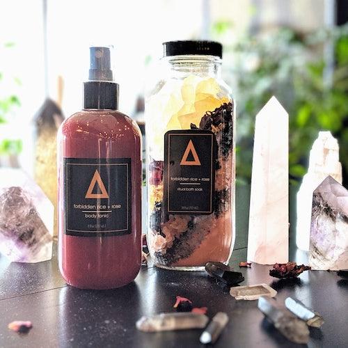 Pyramid: Appalachian Magick + Remedy