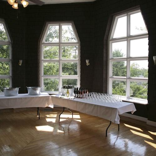 Fairfax Hall Dining Room