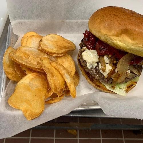 The River Burger Bar